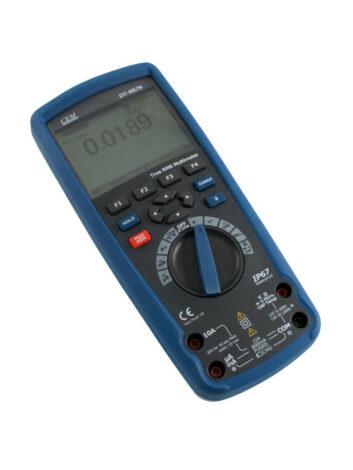 Поверка мультиметра DT-9979