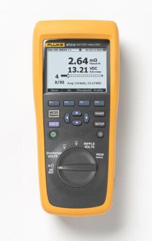 Поверка тестера батарей FLUKE BT510