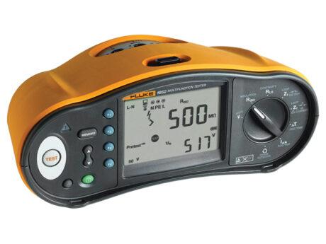 Поверка измерителя параметров электроустановок Fluke 1662