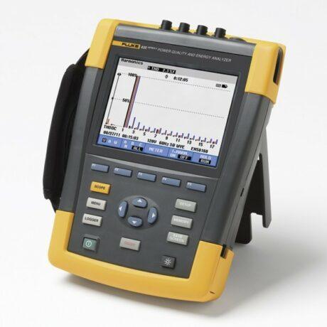 Поверка анализатора качества электроэнергии Fluke 435-II
