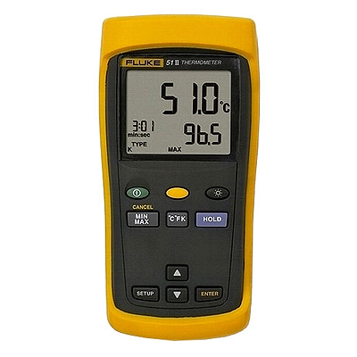 Поверка термометра электронного Fluke 51 II