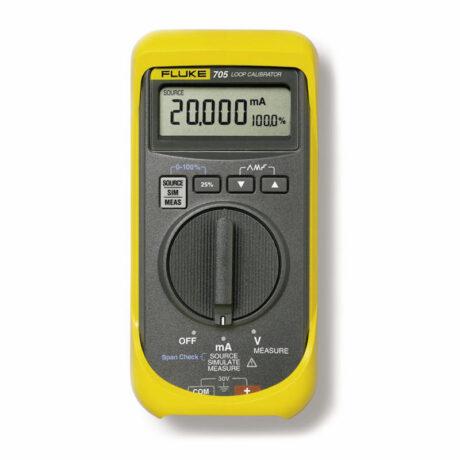 Поверка калибратора токовой петли Fluke 705