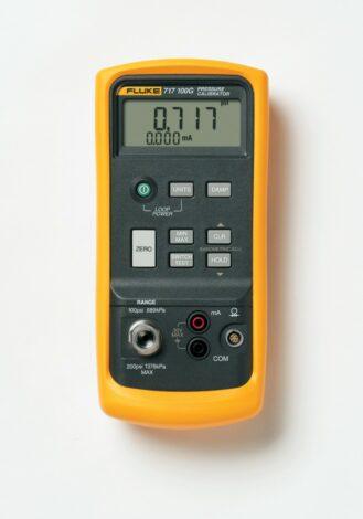 Поверка калибратора давления Fluke 717 100G