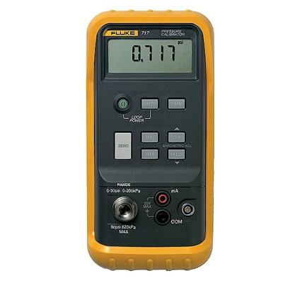 Поверка калибратора давления Fluke 717 1500G