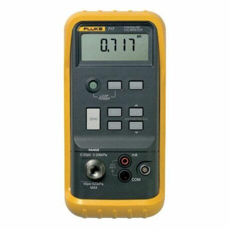 Поверка калибратора давления Fluke 717 15G