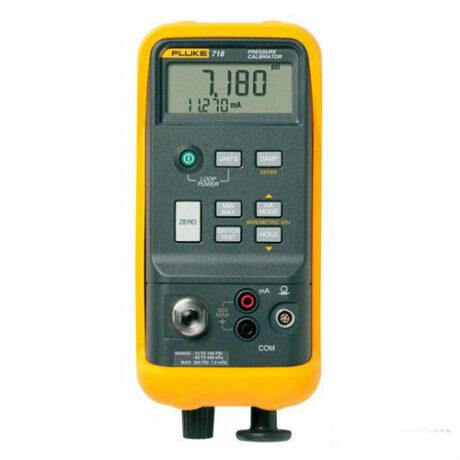 Поверка калибратора давления Fluke 718 1G