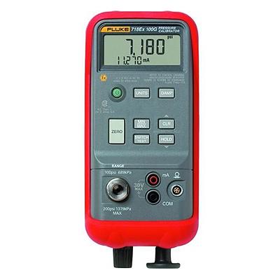 Поверка калибратора давления Fluke 718EX 300G