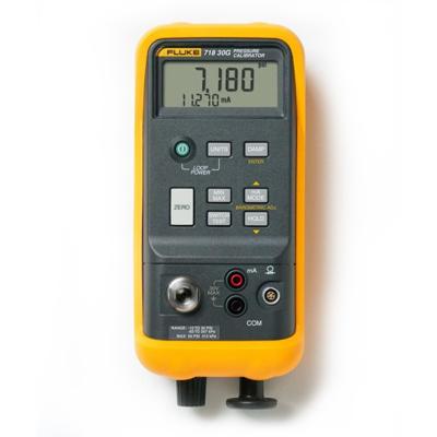 Поверка калибратора давления Fluke 719 30G