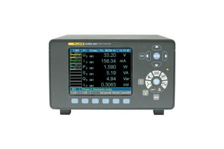 Поверка регистратора качества электроэнергии Fluke Norma 4000