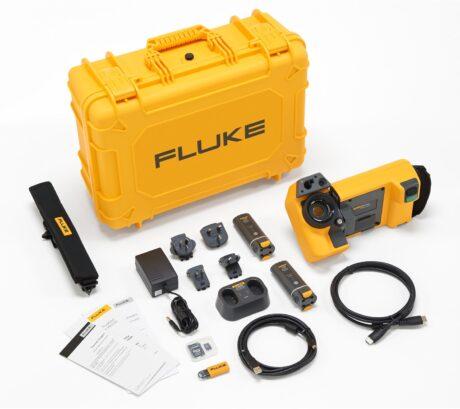Fluke TiX560 поверка