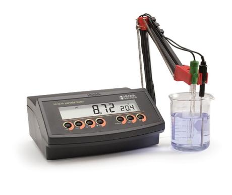 Поверка pH-метра HI2210-02