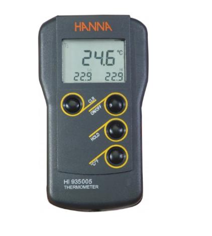 Поверка термометра электронного HI935005