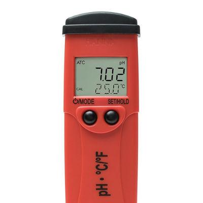 HI98128 pHep 5 поверка
