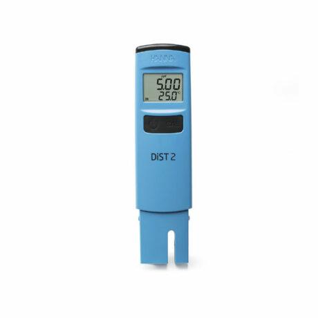 Поверка кондуктометра HI98302 DiST 2