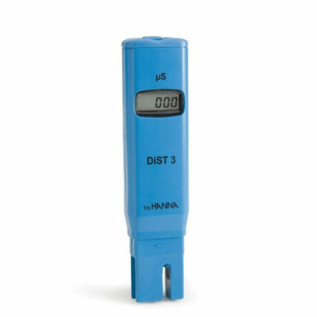 Поверка кондуктометра HI98302 DiST 3