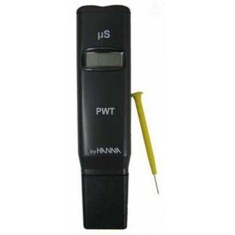 Поверка кондуктометра HI98308 PWT