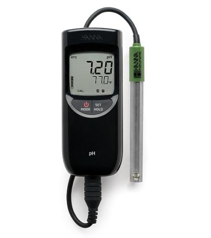 Поверка pH/t-метра HI991001