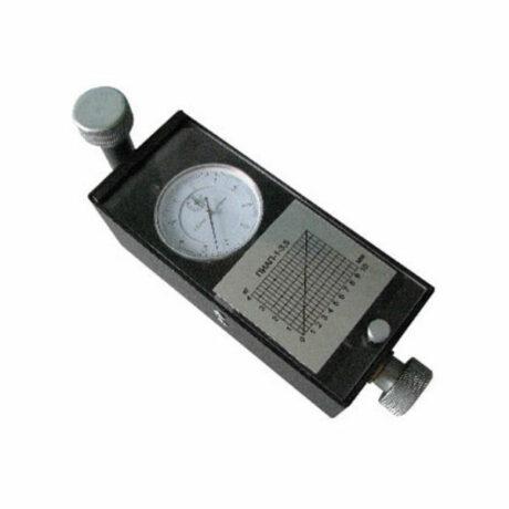 Калибровка адгезиметра битумной и мастичной изоляции NOVOTEST СМ-1М