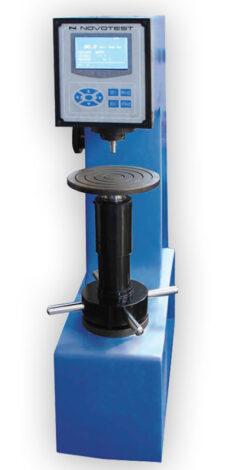 Калибровка твердомера металлов по Роквеллу NOVOTEST ТС-Р-Ц (цифровой)