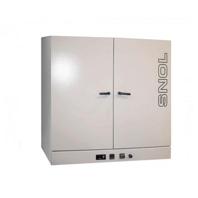Аттестация шкафа сушильного SNOL 420/300