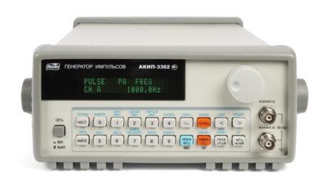 АКИП-3302 поверка