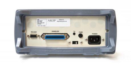 АКИП-6302 поверка