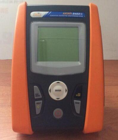 АКИП-8402 поверка