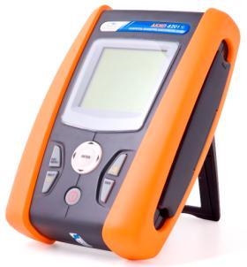 Поверка измерителя параметров электрических сетей АКИП-8701