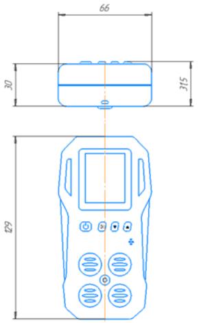 ИГС-98 — Модификация Бином-М исполнение 006 поверка