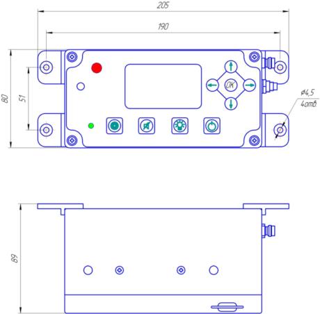 ИГС-98 — Модификация Комета-МС исполнение 014 поверка