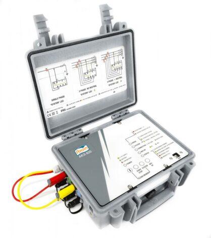 Поверка анализатора качества электроэнергии АКЭ-820