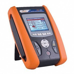 Поверка анализатора качества электроэнергии АКЭ-823