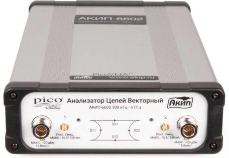Поверка анализатора спектра АКИП-6602
