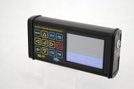 Поверка дефектоскопа вихретокового ВД-70