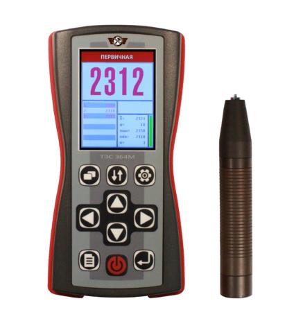 Поверка дефектоскопа-толщиномера ТЭС-364М