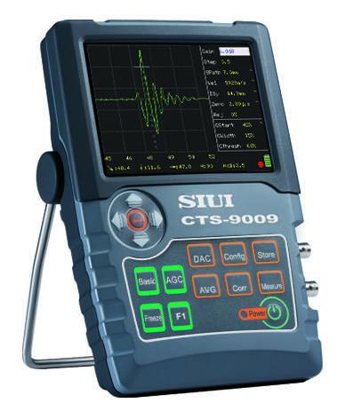Поверка дефектоскопа ультразвукового CTS 9009