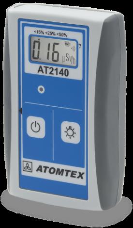 Поверка дозиметра ДКГ‑АТ2140