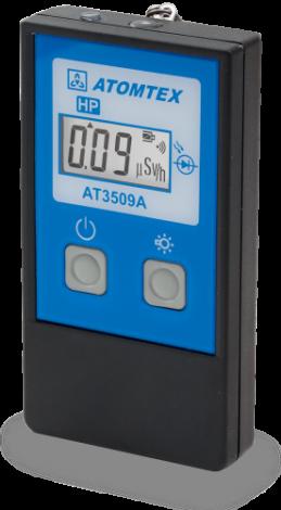 Поверка дозиметра ДКС‑АТ3509
