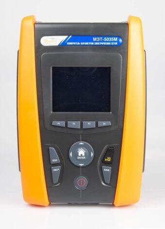 Поверка измерителя параметров электрических сетей АКИП МЭТ-5035M