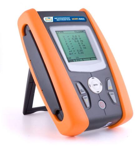 Поверка измерителя параметров электрических сетей АКИП-8402