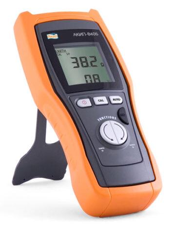 Поверка измерителя параметров электрических сетей АКИП-8405