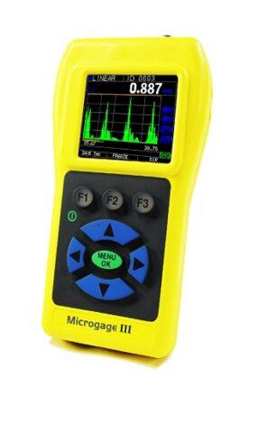 Поверка ультразвукового толщиномера Microgage III