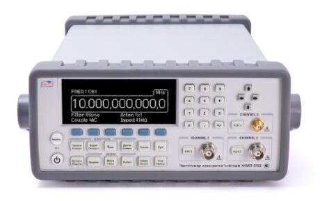 Поверка частотомера АКИП-5102
