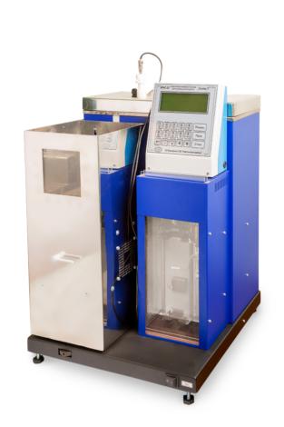 Аттестация аппарата ЛинтеЛ АРНС-20 для определения фракционного состава нефти и светлых нефтепродуктов