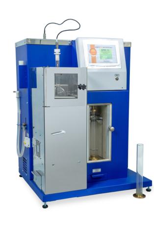Аттестация аппарата ЛинтеЛ АРНС-21 для определения фракционного состава нефти и светлых нефтепродуктов