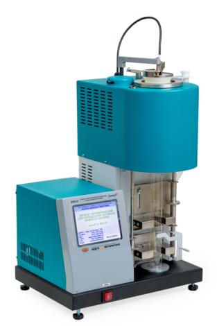 Аттестация аппарата ЛинтеЛ ВУБ-21 для определения условной вязкости битумов