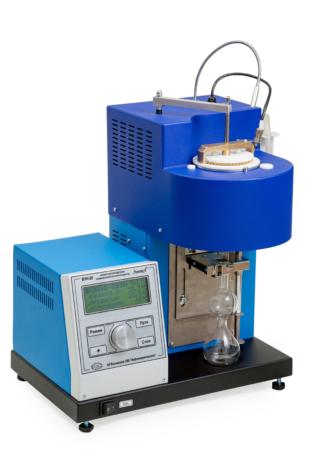 Аттестация аппарата ЛинтеЛ ВУН-20 для определения условной вязкости нефтепродуктов