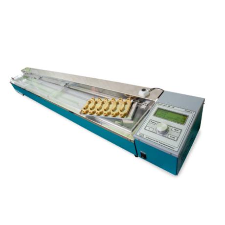 Аттестация аппарата ЛинтеЛ ДБ–150 для определения растяжимости нефтяных битумов