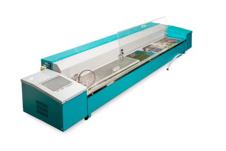 Аттестация аппарата ЛинтеЛ ДБ–20-100 для определения растяжимости нефтяных битумов