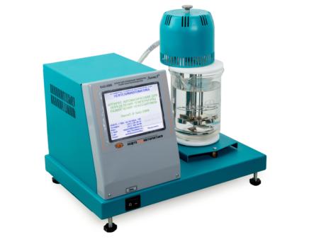 Аттестация аппарата ЛинтеЛ КИШ–20М4 для определения температуры размягчения нефтебитумов